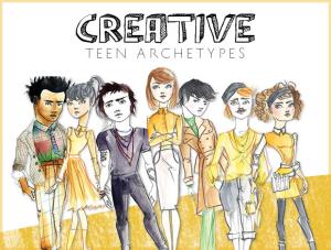 Creative Teen Archetypes