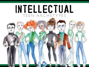 Intellectual Teen Archetypes